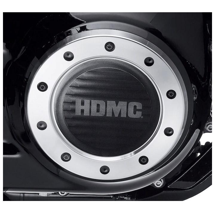 HDMC 더비 커버 소프테일용