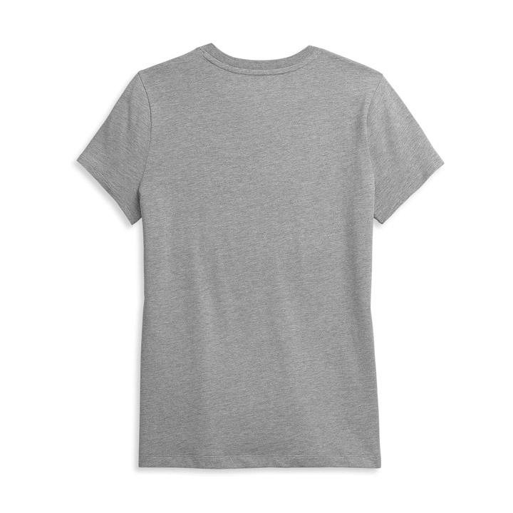 할리데이비슨 여성 블록 레터 티셔츠