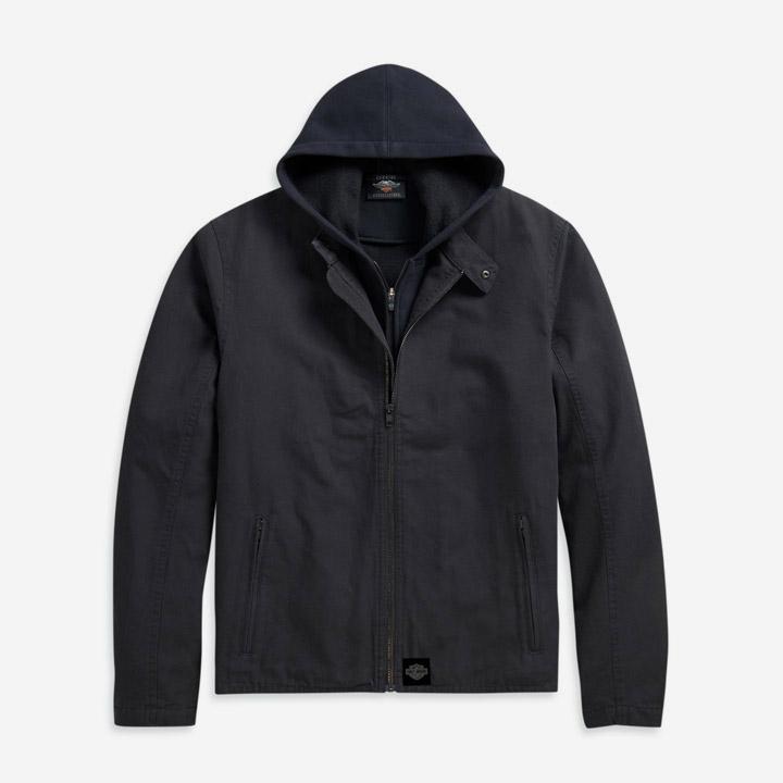 남성 3-IN-1 캐주얼 후드재킷