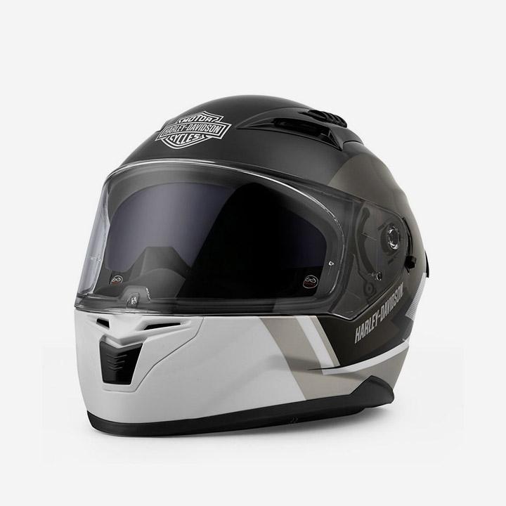 킬리안 풀페이스 헬멧 B&W