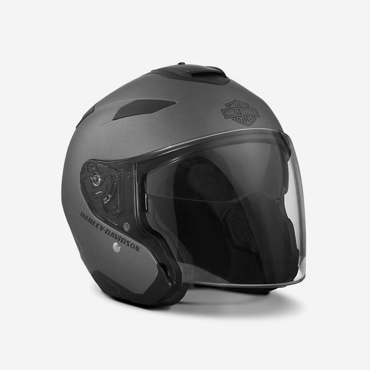 메이우드 오픈페이스 헬멧 GREY