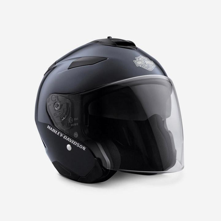 메이우드 오픈페이스 헬멧 BLUE
