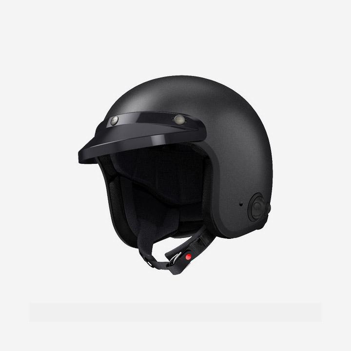 세나 블루투스 새비지 오픈페이스 헬멧