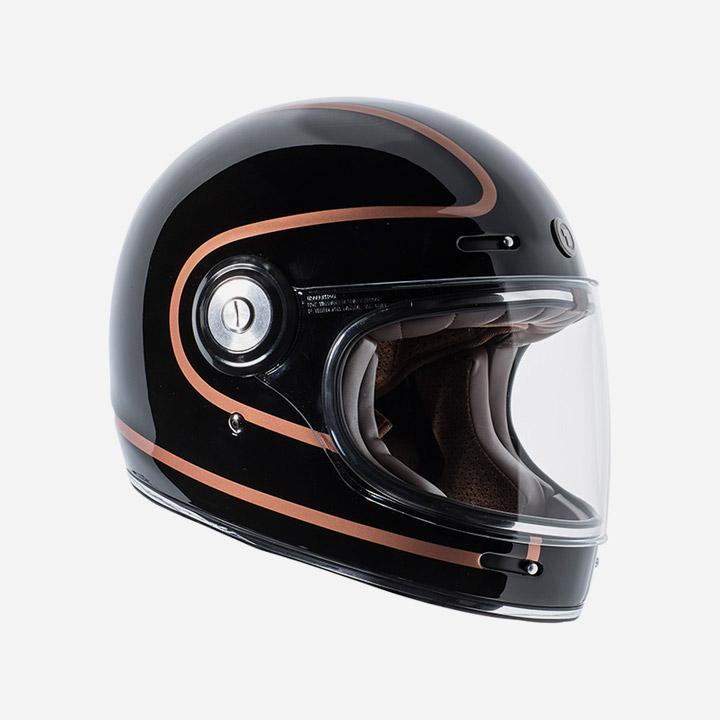 코퍼 핀 풀페이스 토크 헬멧