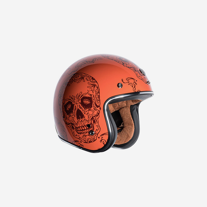 크레인 오픈페이스 토크 헬멧