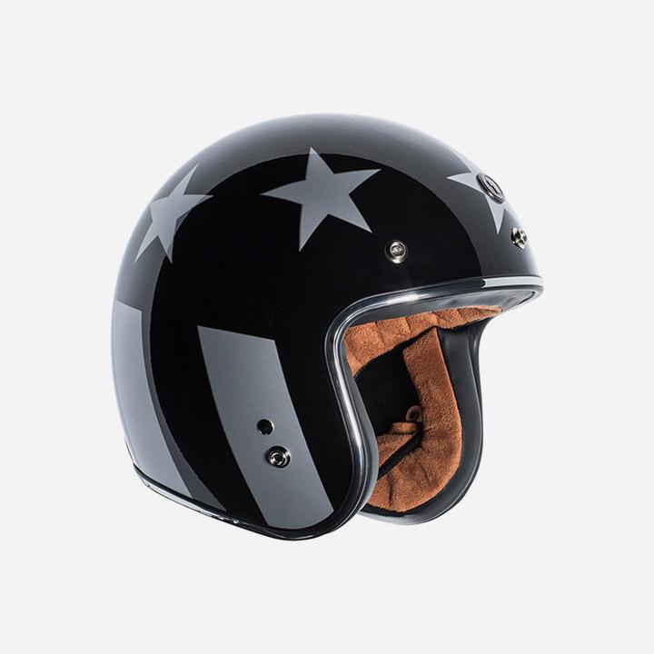 캡틴 베가스 오픈페이스 토크 헬멧